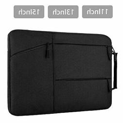 """11""""13""""15"""" Laptop Sleeve Case Carry Bag Pouch Cover For  MacB"""