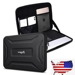 """13""""  Laptop Sleeve Bag Hard Cover Case For Macbook HP / DELL"""