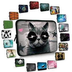 """15"""" 15.6"""" Laptop Sleeve Case Bag w/Hide Handle For HP Dell A"""
