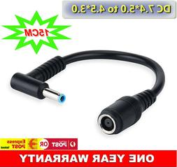 7.4*5.0 to 4.5*3.0 Converter Adapter Cable DC Power Charge F