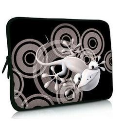 """Cute Gecko Laptop Sleeve Case Bag For 15""""-15.6"""" HP Dell Asus"""