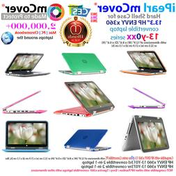 """NEW mCover® Hard Shell Case for 13.3"""" HP ENVY X360 13-Yxxx"""