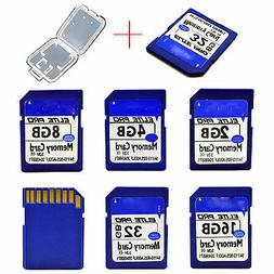 High Speed SDHC Security Digital SD Memory Card For HP Dell