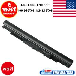 HS03 HS04 Replacement Battery for HP Spare 807957-001 807956