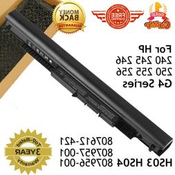 Laptop Battery for HP Spare 807957-001 807956-001 807612-421
