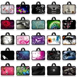 """14.1"""" 14"""" Laptop Sleeve Bag Case with Handle to Fit Asus Del"""