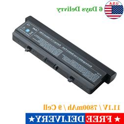 9cell Battery for Dell Inspiron 1525 1526 1545 1546 GW240 RN
