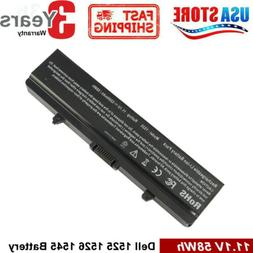 5.2A Battery for Dell Inspiron 1525 1526 1545 1546 GW240 RN8