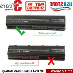 Spare 484170-001 Laptop Battery For HP 497694-001 498482-001
