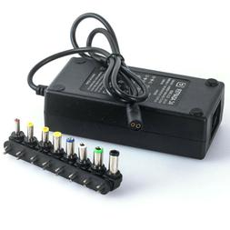 Universal Laptop Power Supply Charger 12V-24V AC/DC Adapter