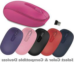 Wireless Mobile Optcal Mouse for Windows 10/8/7/Vista Notebo